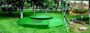 山西公园生活污水处理设备