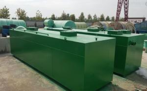 辽宁生活污水处理设备