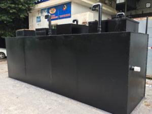 辽宁一体化生活污水处理设备