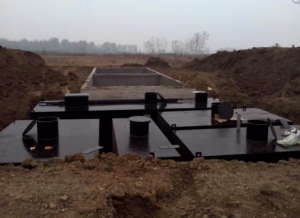 江西地埋式污水处理设备